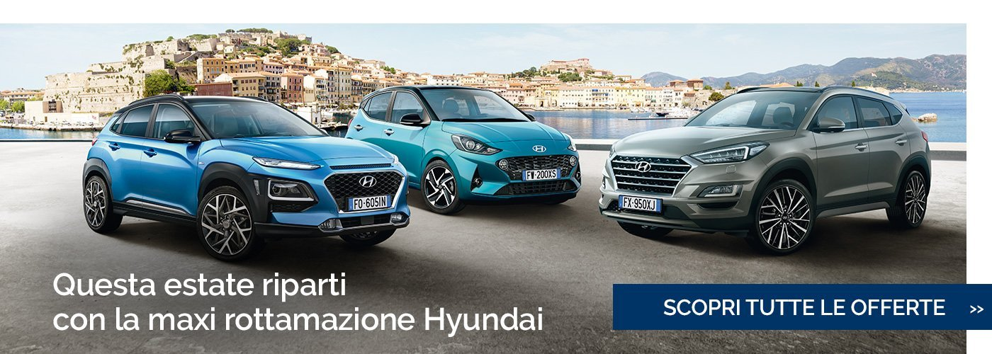 Offerte Hyundai