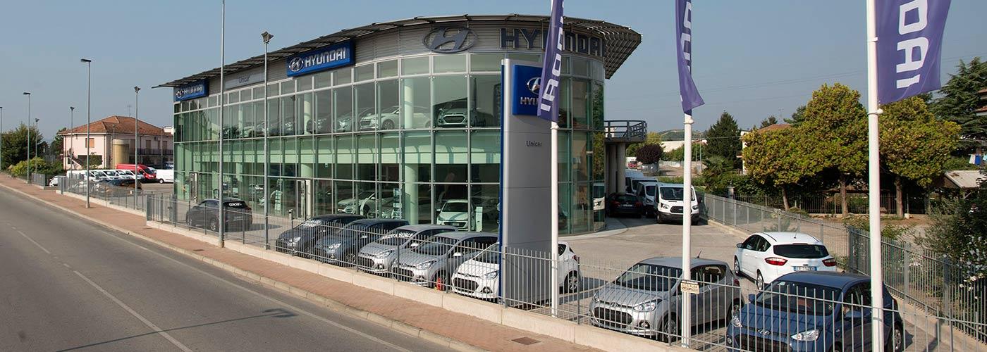 Unicar Sede di Alba - Hyundai
