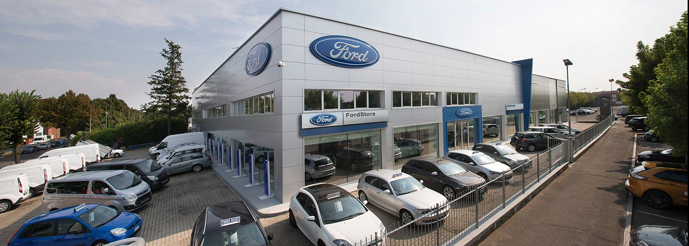 Concessionaria Ford Unicar