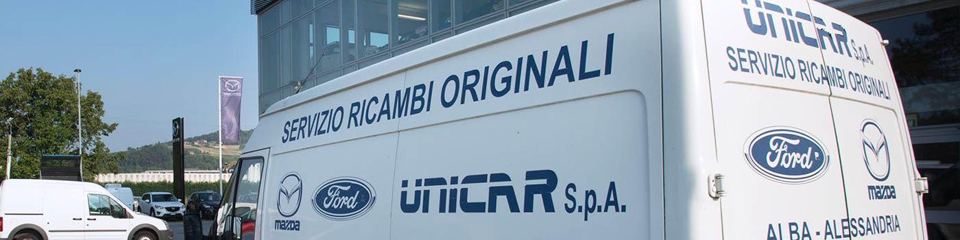 Servizio carrozzeria Unicar