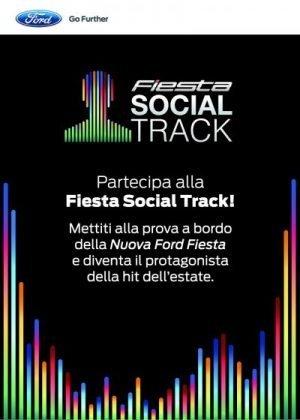 Ford Fiesta Social Track