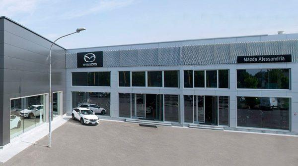 Inaugurazione Showroom Mazda Alessandria - Unicar Spa