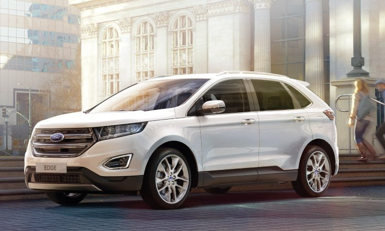 FORD EDGE 2.0 TD VIGNALE 210 CV 4WD POWERSHIFT