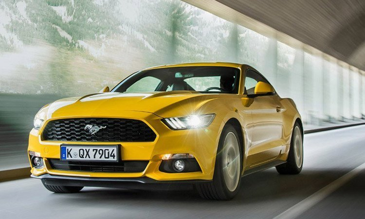 FORD MUSTANG FAST BACK 2.3 ECOBOOST 317 CV MANUALE