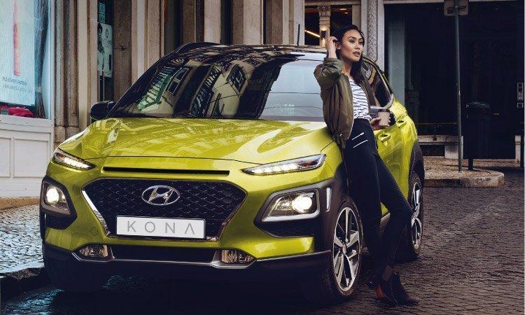 Hyundai Kona 1.0 T-GDI 120cv Xprime Sport