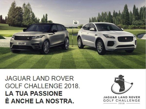 Jaguar Land Rover Golf Challenge 2018 - Unicar Spa