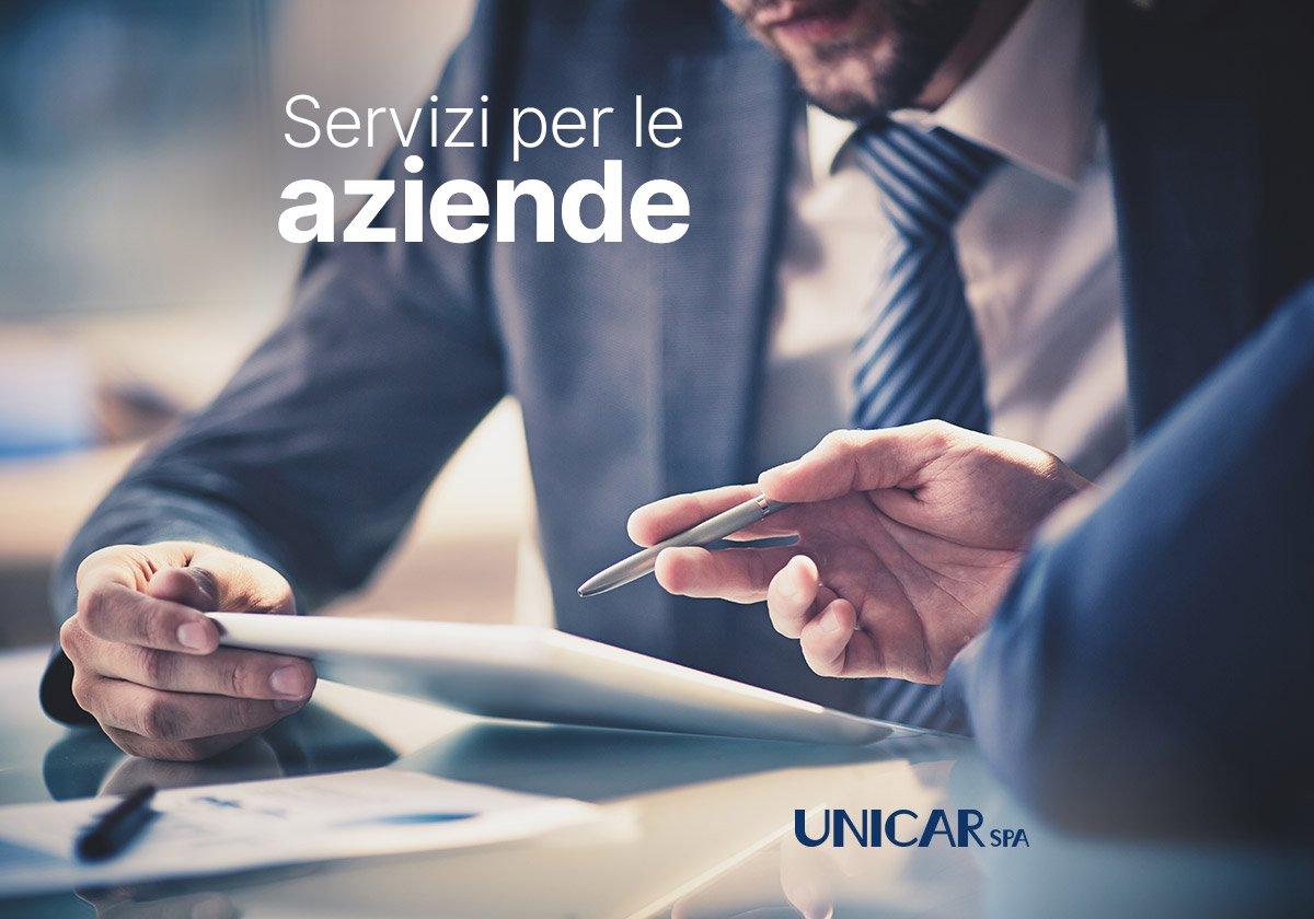 Per le aziende - Offerte Unicar Spa