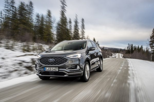Nuova Ford Edge All-Whell Drive - Unicar Spa