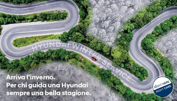 Hyundai Winter Service: l'inverno in tutta sicurezza - Unicar Spa