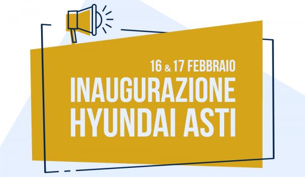 Nuova Sede Unicar Hyundai Asti - Unicar Spa