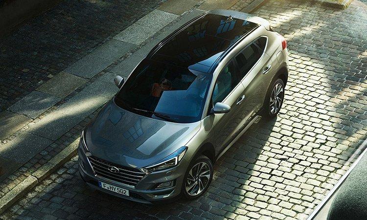 Hyundai Tucson 1.7 CRDI 2WD 115cv Xplus Cross