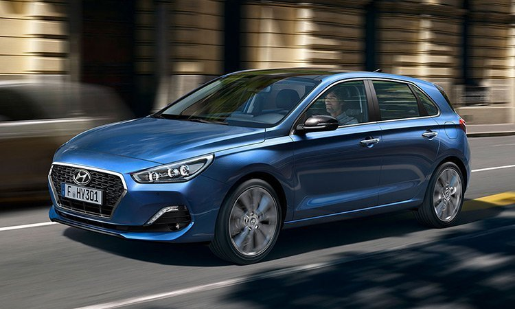 Hyundai I 30 1.6 CRDI 110cv Go sw 5 porte
