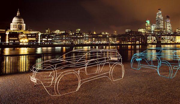 Nuova Range Rover Evoque, una dichiarazione di stile - Unicar Spa