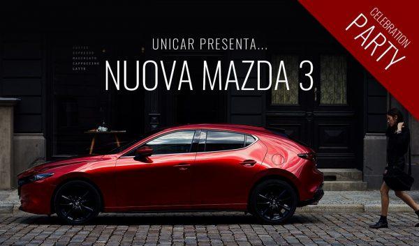 Presentazione Nuova Mazda 3 - Unicar Spa