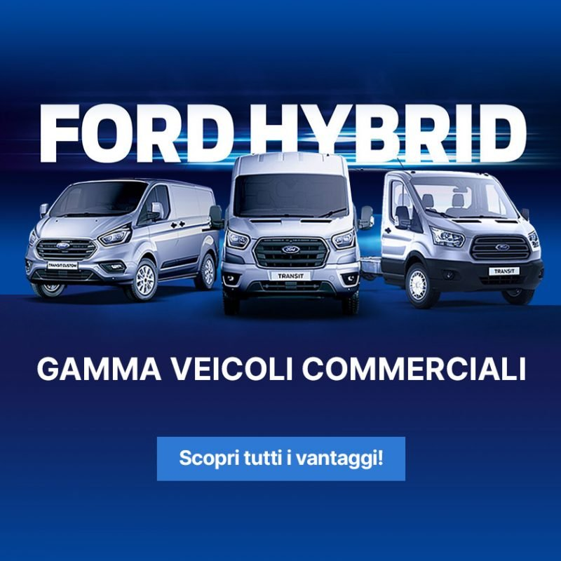 Veicoli Commerciali Ford in OFFERTA - Offerte Unicar Spa