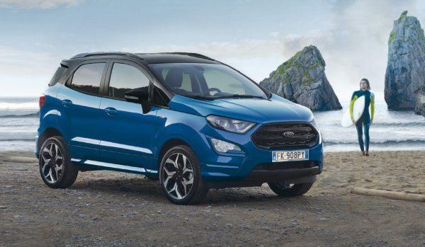 Promozione Giugno Ford Ecosport - Unicar Spa