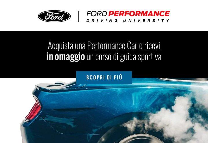 Ford Fiesta ST, in offerta ed in pronta consegna!