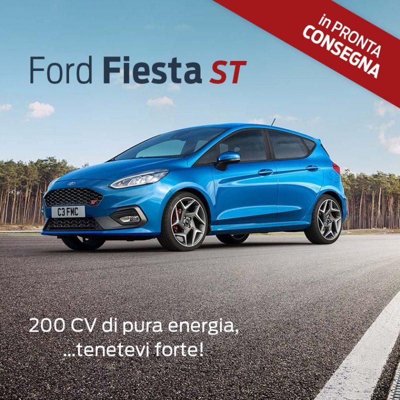 Ford Fiesta ST, in offerta ed in pronta consegna! - Offerte Unicar Spa