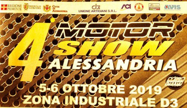 4°Motor Show Alessandria - Unicar Spa