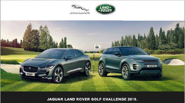 JAGUAR LAND ROVER GOLF CHALLENGE 2019. - Unicar Spa