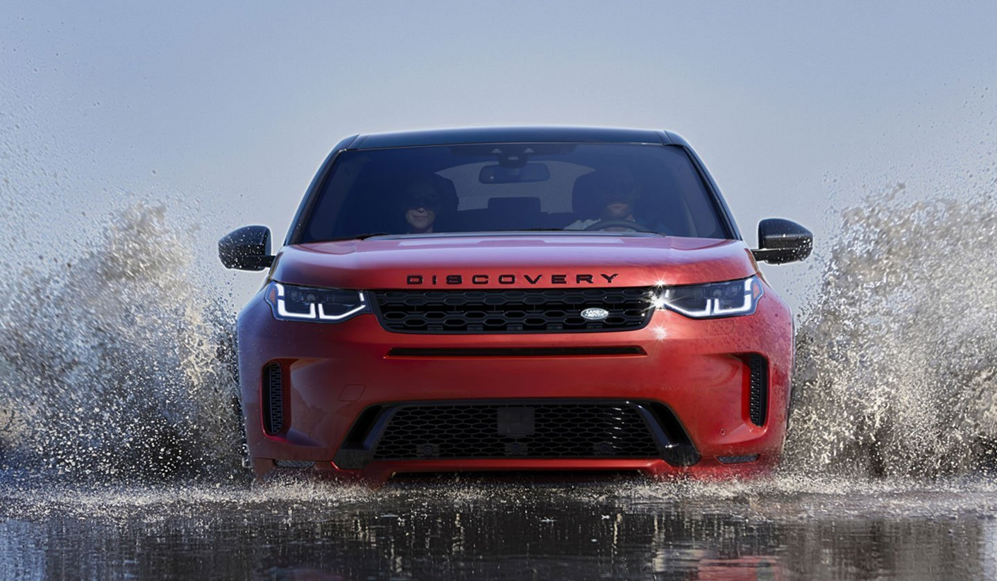 Discovery Sport Open Day