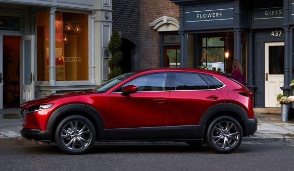 È Arrivata la nuova Mazda CX-30 - Unicar Spa