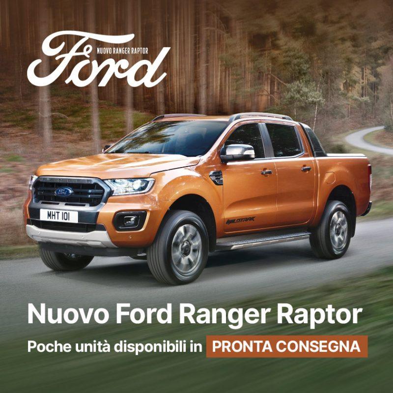 Nuovo Ford Ranger Raptor 💥 - Offerte Unicar Spa