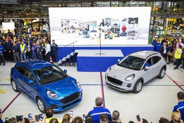 E' iniziata la produzione di Ford Puma - Unicar Spa