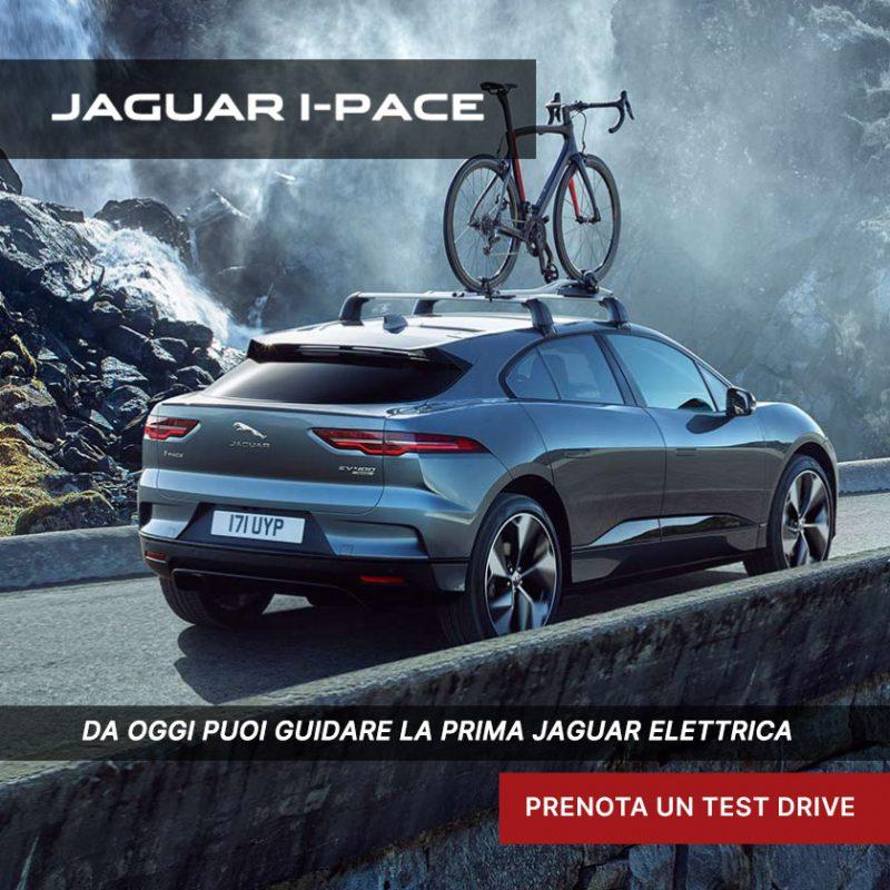 JAGUAR I-Pace - Offerte Unicar Spa
