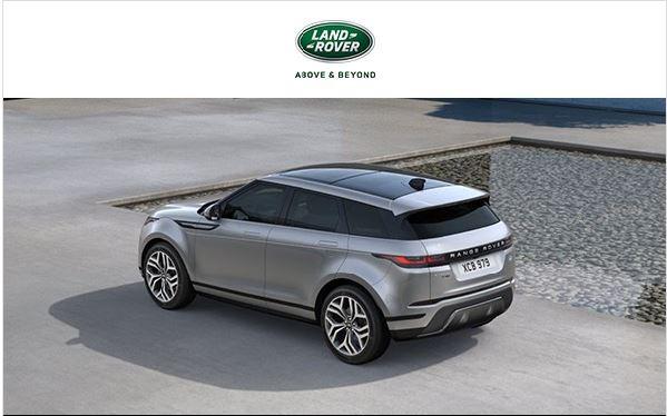 Nuova Range Rover Evoque Crystal Edition - Unicar Spa