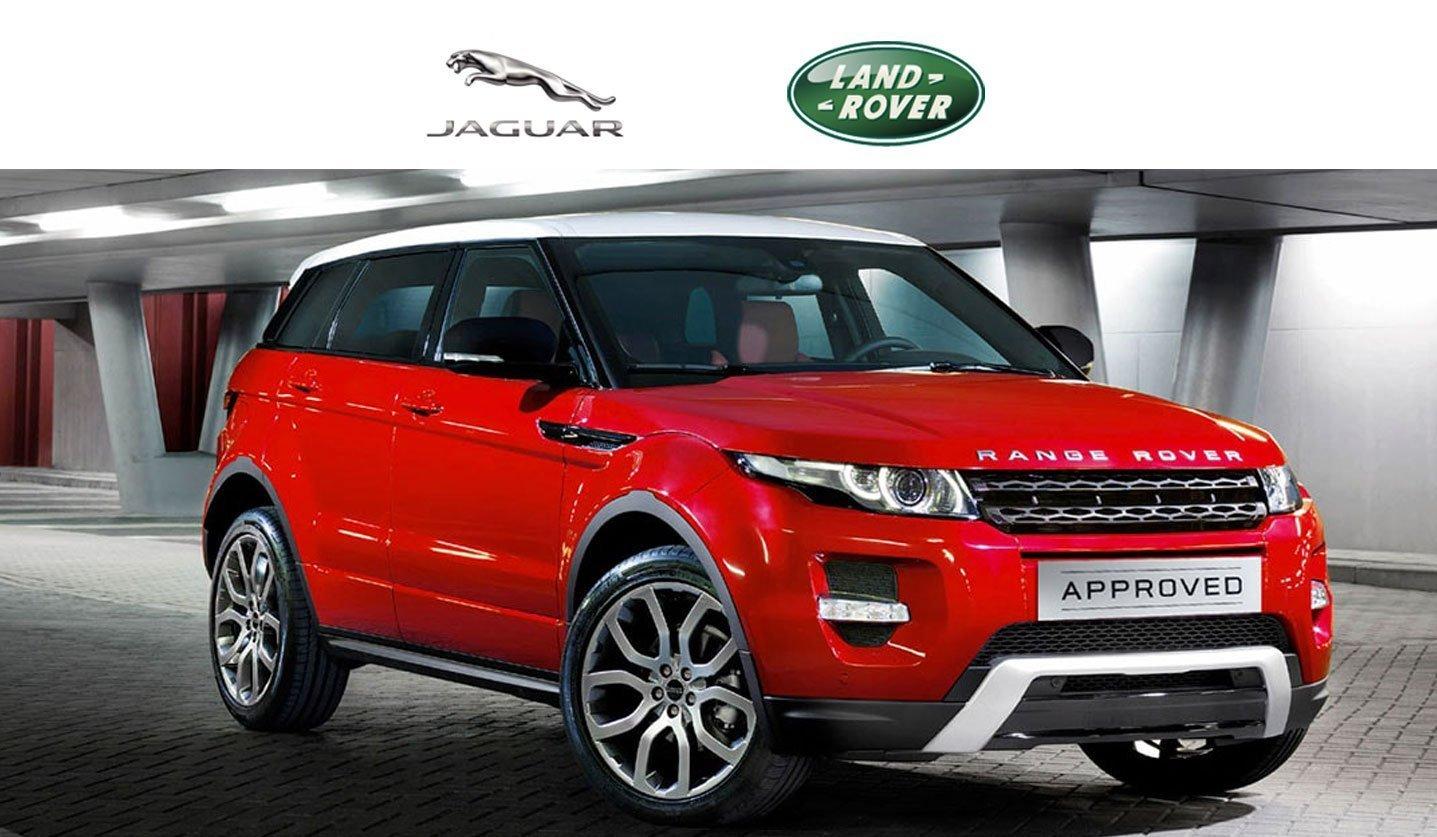 Approved - veicoli usati Jaguar e Land Rover