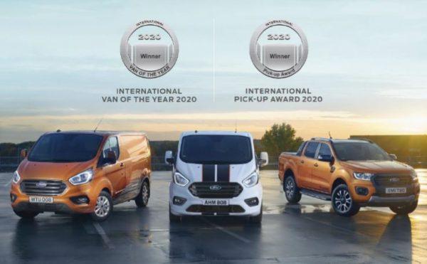 Doppia vittoria per i veicoli Commerciali dell'Ovale Blu - Unicar Spa