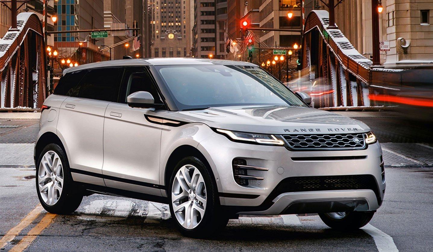 Nuova Discovery Sport Autocarro