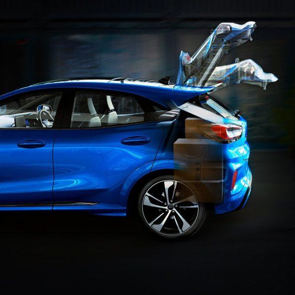 Nuova Ford Puma Titanium