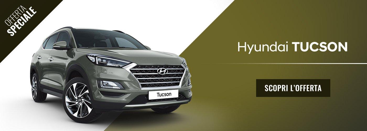 Hyundai Tucson Offerta