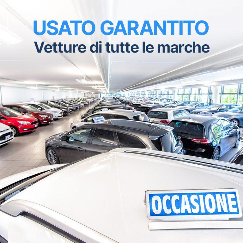Acquista una vettura d'occasione - Offerte Unicar Spa