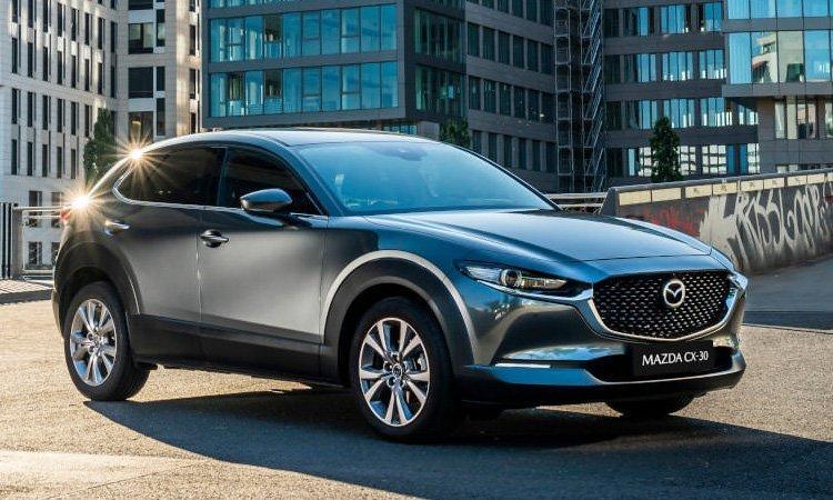 Mazda CX-30 2.0L Skyactiv-G 122cv M Hybrid Exceed Sport