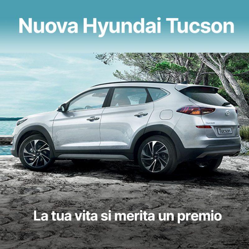 Nuova Hyundai Tucson - Offerte Unicar Spa