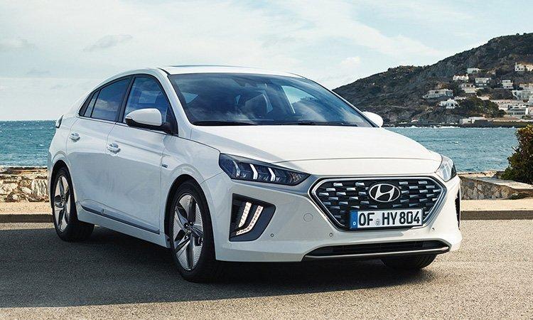 Hyundai Ioniq 1.6 Hybrid 6dct confort hatchback