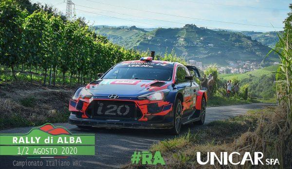 Rally di Alba 2020 - Unicar Spa
