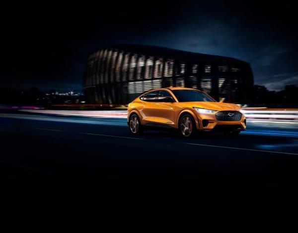 Mustang Mach – E GT - Unicar Spa