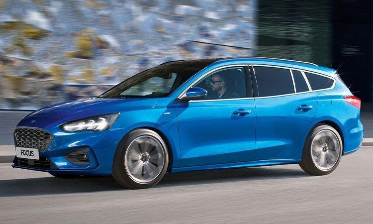 Ford Focus ST-Line Wagon 1.0 EcoBoost Hybrid