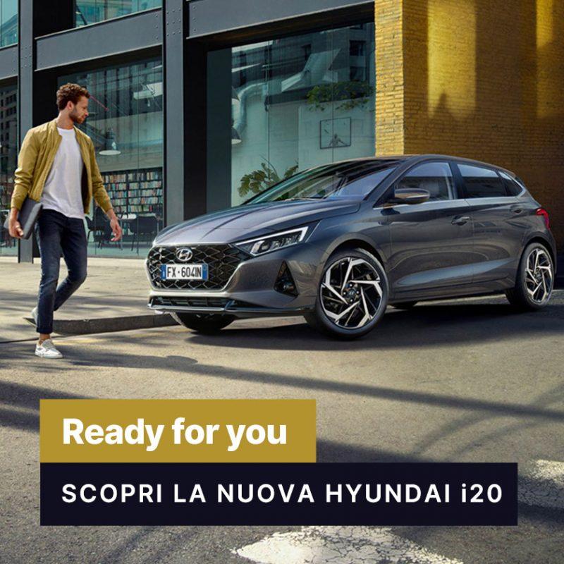 Nuova Hyundai i20 - Offerte Unicar Spa