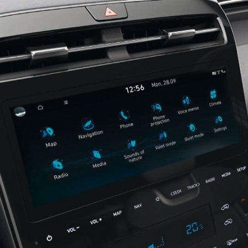 Nuova Hyundai Tucson Hybrid