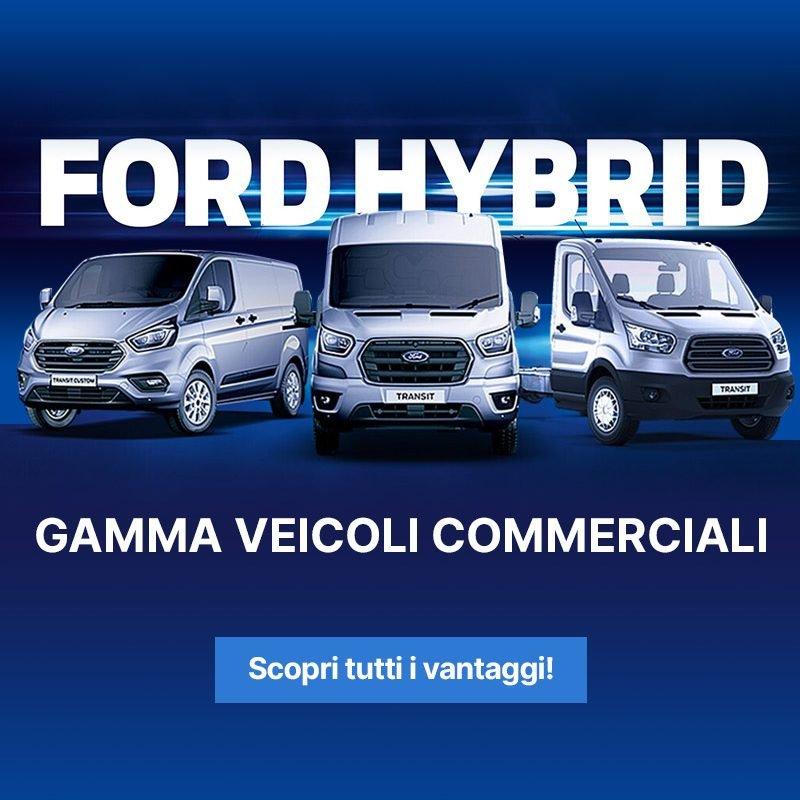 Veicoli Commerciali Ford IN OFFERTA (no-landing) - Offerte Unicar Spa