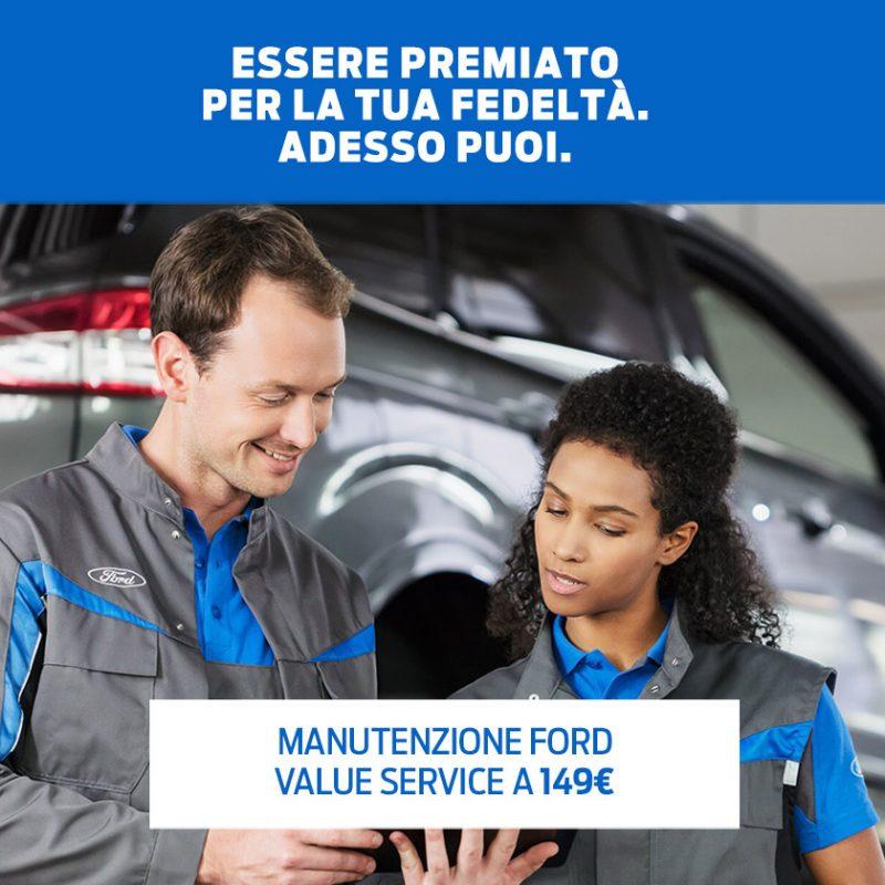 Manutenzione Ford Service (no-landing) - Offerte Unicar Spa