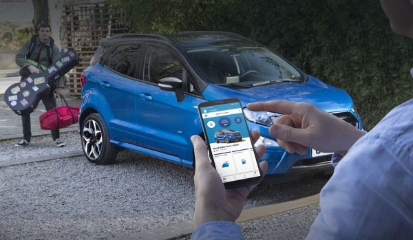 Scarica FordPass per restare connesso alla tua Ford - Unicar Spa