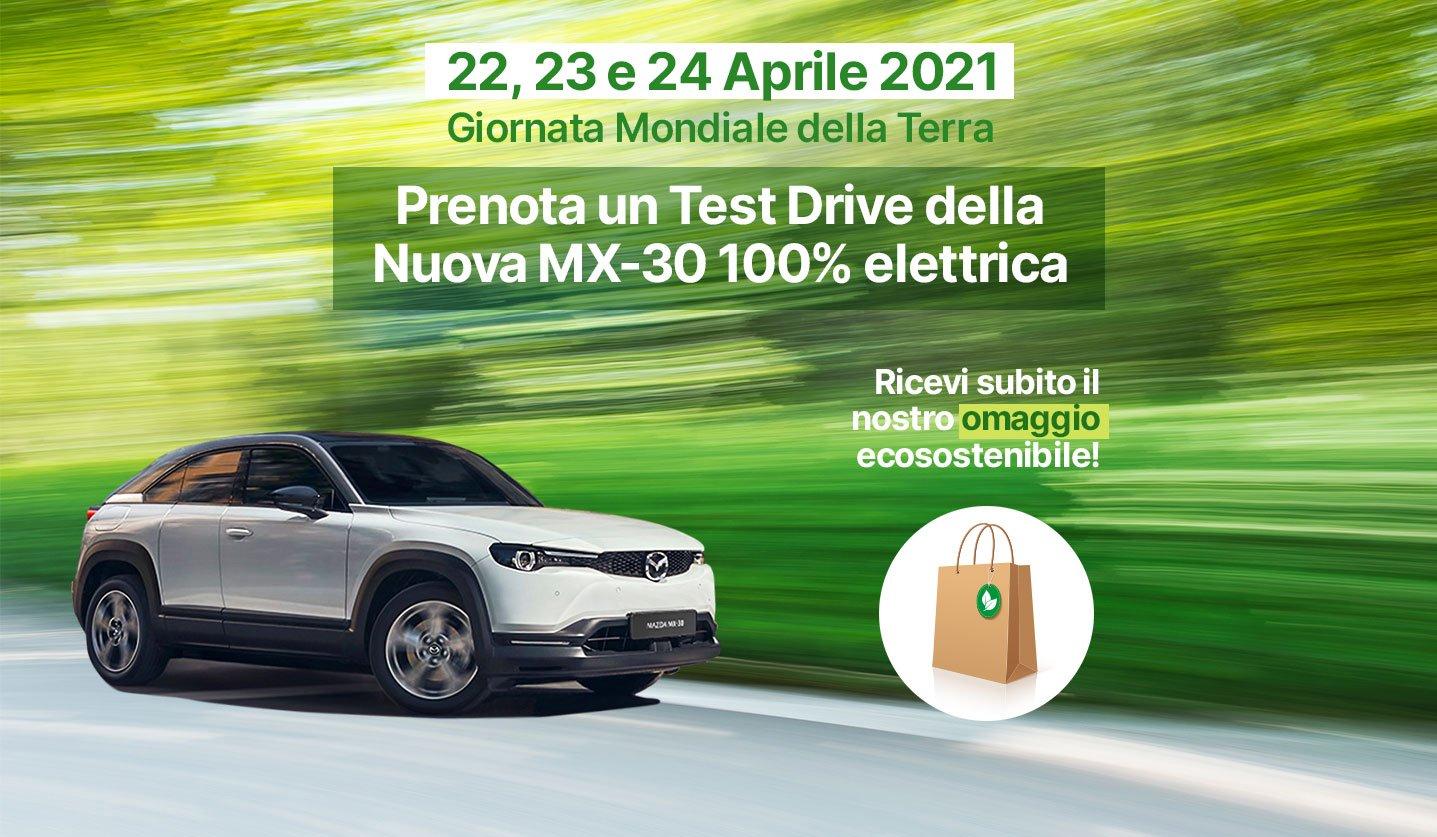 Earth Day 2021 Mazda