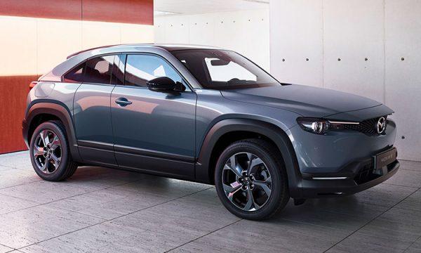 Mazda MX-30 e-Skyactiv EXECUTIVE - Unicar Spa