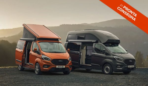 Ford Transit Custom Nugget Camper - Unicar Spa